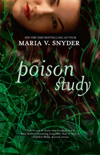 Cover of Poison Study (A Soulfinders Novel)