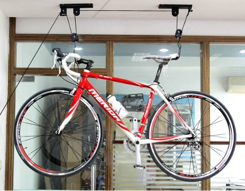 ... 自転車 収納 スタンド ハンガー