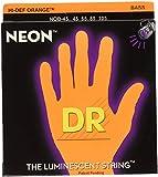 DR NEON ORANGE ベース弦 DR-NOB45