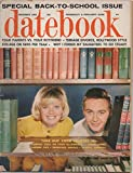 img - for Datebook: Personality & Popularity Guide, vol. 4, no. 8 (November 1963) (Marta Kristen/Tommy Kirk cover): Teen Divorce, Hollywood Style (Sandra Dee); Art of Boy-Catching book / textbook / text book