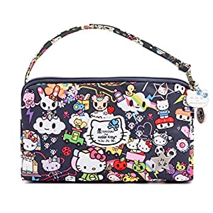 JuJuBe DreamWorld tokidoki x Hello Kitty- Be Quick Diaper Pouch from Ju-Ju-Be
