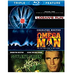 Sci-Fi: Triple Feature [Blu-ray]