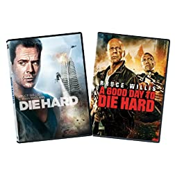 A Good Day to Die Hard / Die Hard (Two-Pack)