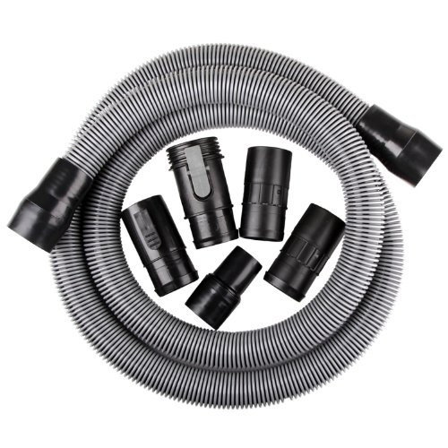 Read About WORKSHOP Wet Dry Vacuum Accessories WS17823A Wet Dry Vacuum Hose, 1-7/8-Inch x 10-Feet He...