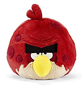 Big brother bird 5 angry birds mini plush w sound series toys games - Angry birds big brother plush ...