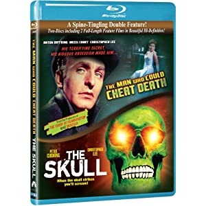 The Man Who Could Cheat Death Blu-ray