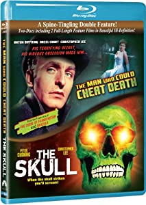 Man Who Could Cheat Death/Skul [Blu-ray]