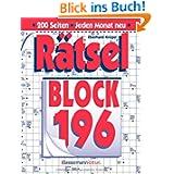 Rätselblock 196