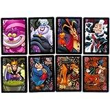 Disney Vile Villains Playing Cards