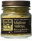 Joyful Bath Mellow Yellow Relieving Bath Salts Eucalyptus 9 Ounce
