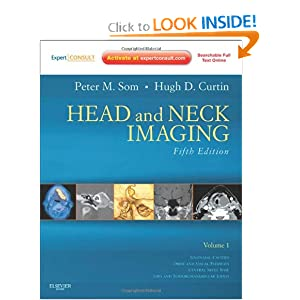 Head and Neck Imaging - 2 Volume Set: Expert Consult- Online and Print, 5e