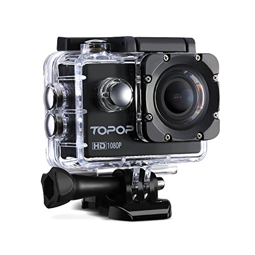 Topop 2.0 Inch 1080P 30fps Full HD Action Camera