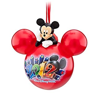 2012 Walt Disney World Mickey Ear Ornament