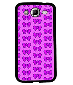 printtech Ribbons Back Case Cover for Samsung Galaxy Mega 5.8 i9150::Samsung Galaxy Mega 5.8 i9152