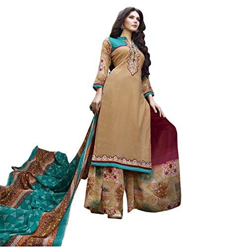 Designer-Palazzo-Pants-Embroidered-Salwar-Kameez-Suit-Indian-Dress