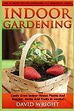 Indoor Gardening: The Ultimate Indoor Gardening For Beginners Guide! - Easily Grow Indoor House Plants And Veggies, Herbs, And Fruits In Weeks!