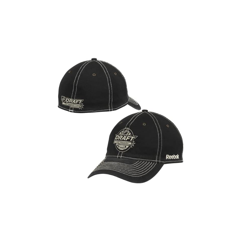 53377bcf9 Reebok 2010 Nhl Draft Event Stretch Fit Hat on PopScreen