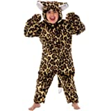 Leopard - Kids Costume - Size: 4-6 Years