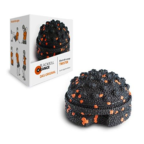 Blackroll-Orange-Das-Original-TWISTER-Stimulation-fr-Triggerpunkte-und-Bindegewebe-Lsen-Sie-verklebte-Faszien-mit-dem-ergonomischen-Massagegert-TWISTER-Ideal-als-Ergnzung-zur-Faszienrolle-und-durch-Ko