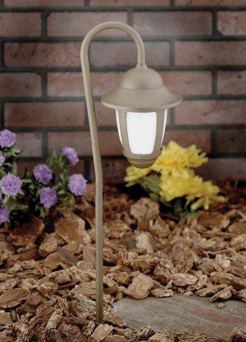 Malibu Cs120ta Low Voltage 18 Watt Metal Lantern Walk