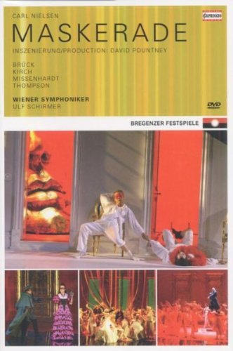 NIELSEN - Maskerade [DVD]