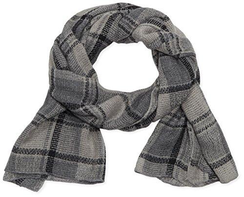 betty-barclay-bufanda-para-mujer-gris-grey-grau-shiny-grey-9080-talla-unica