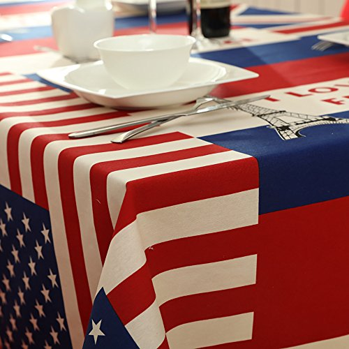 powerlead-dining-group-shimmer-fabric-tablecloth-140200cm