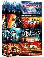 Invasions : Terminators / Mission Commando / Les Mondes Paralleles / Alien Express
