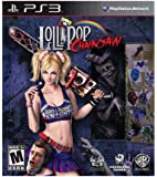 Lollipop Chainsaw - Playstation 3