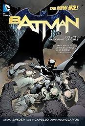 Batman Vol. 1: The Court of Owls (The New 52)