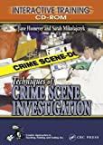 Techniques of Crime Scene Investigation Interactive Training CD-ROM