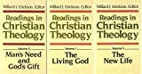 img - for Volumes 1, 2 & 3 of Readings in Christian Theology: The Living God, Man's Need & Gods Gift, The New Life - Editor M.J. Erickson book / textbook / text book