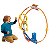 Hot Wheels Super Loop Chase Race Trackset