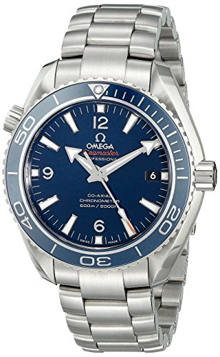 Omega-Mens-23290422103001-Analog-Display-Automatic-Self-Wind-Silver-Watch