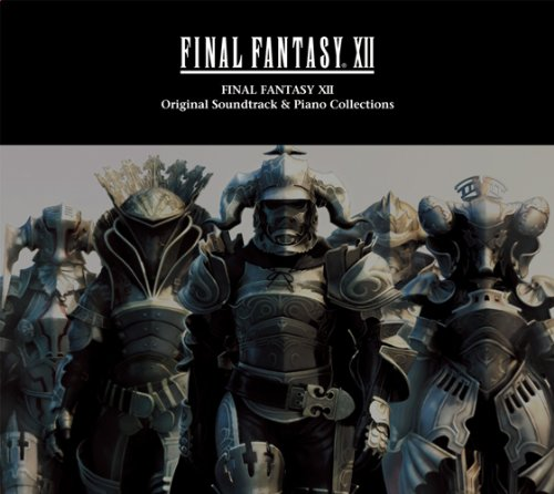 FINAL FANTASY XII Original Soundtrack&Piano Collections