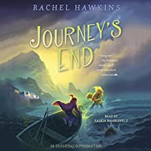 Journey's End Audiobook by Rachel Hawkins Narrated by Saskia Maarleveld