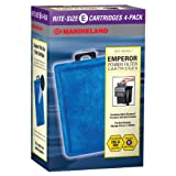 Marineland PA0137-04 Rite-Size Cartridge E, 4-Pack