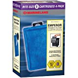 Marineland PA0137-4 Rite-Size Cartridge E, 4-Pack