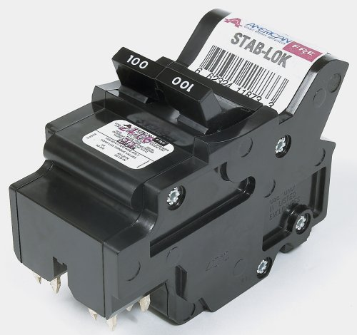 Buy Federal Pacific 2 pole 100 amp full size (Connecticut ,Lighting & Electrical, Electrical, Circuit Breakers Fuses & Load Centers, Circuit Breakers)
