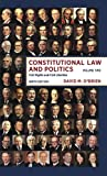 img - for Constitutional Law and Politics: Civil Rights and Civil Liberties (Ninth Edition) (Vol. 2) book / textbook / text book