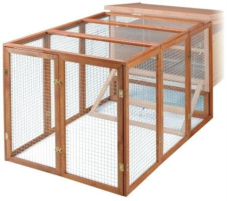 Ware Manufacturing HD Chick-N-Rabbit Chicken Pen (Chicken Houses And Pens compare prices)