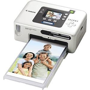 Canon Compact Photo Printer Selphy CP730