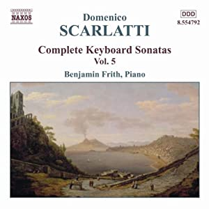 Complete Keyboard Sonatas Vol. 5 (Frith)
