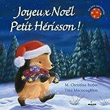 JOYEUX NOEL PETIT HERISSON - TOUT CARTON