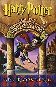 Harry potter and the sorcerers stone book amazon