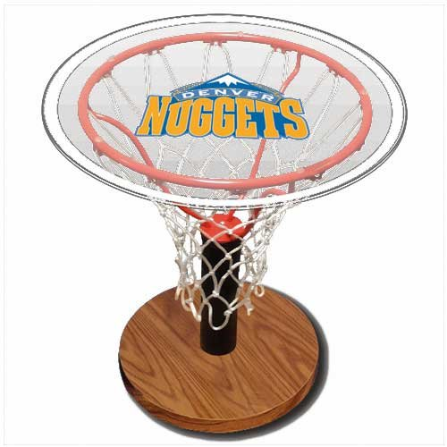 Huffy Denver Nuggets Team Backboard Coffee Table - Denver Nuggets One Size