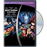 Batman Forever / Batman and Robin // Batman  jamais / Batman et Robin (Double Feature / Programme Double) (Bilingual)