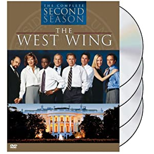 The West Wing Dvds