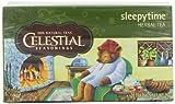Celestial Seasonings Sleepytime Herbal 20 Teabags (Pack of 6, Total 120 Teabags)