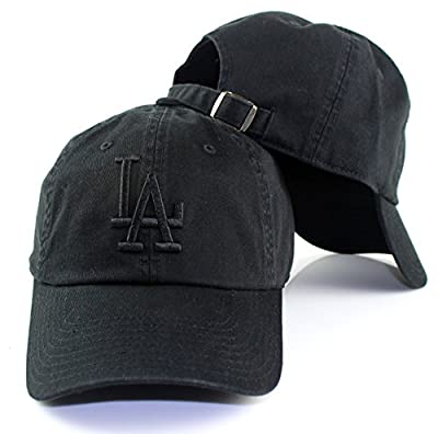 Los Angeles Dodgers MLB American Needle Tonal Ballpark Slouch Cotton Twill Adjustable Hat